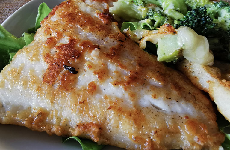 Monday Special - Walleye